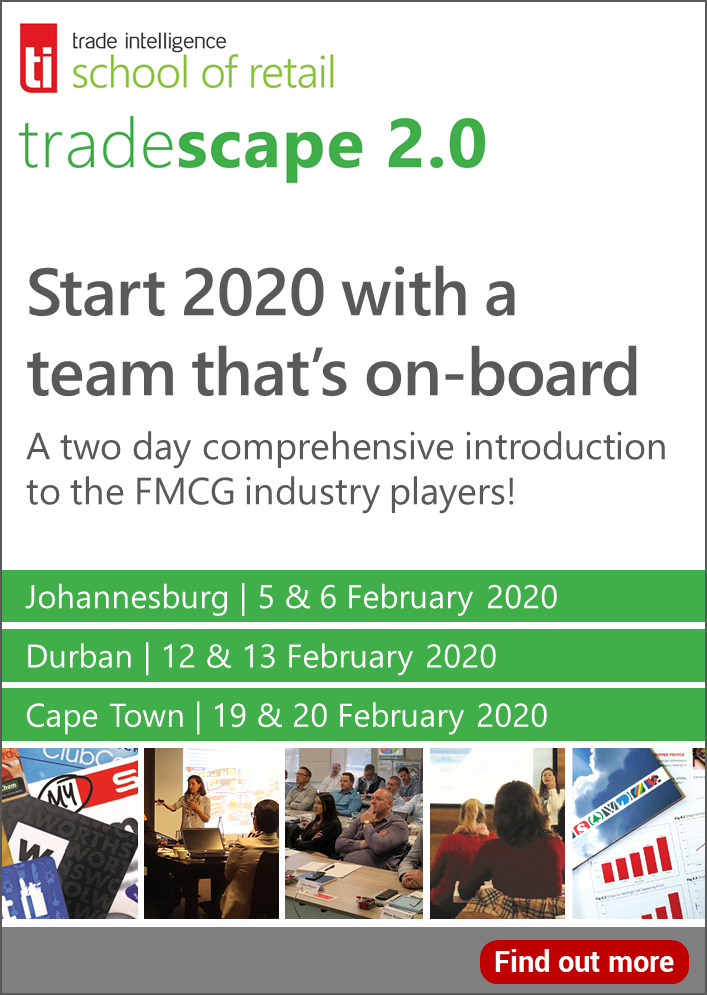 Tradescape 2.0 Public Courses Introduction to the SA FMCG industry